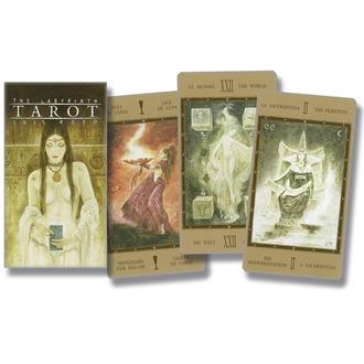 tarot kartice LUIS Royo - Labirint Tarot