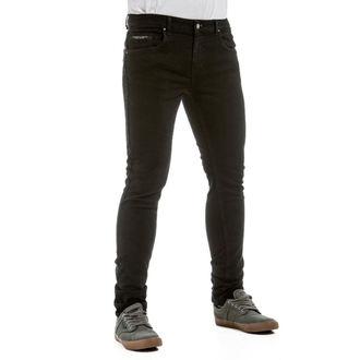 Muške hlače (traperice) NUGGET - Garage 2 - 1/7/38, C - Crne, NUGGET