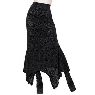 Ženska suknja KILLSTAR - Genesis - Black, KILLSTAR