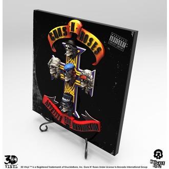 Ukras Guns N' Roses - Appetite for Destruction, KNUCKLEBONZ, Guns N' Roses