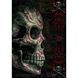 Zastava Spiral - Tatoo Skull, SPIRAL