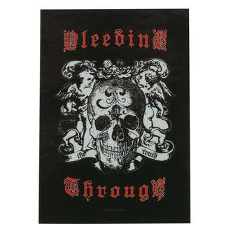 Zastava Bleeding Through - Truth, HEART ROCK, Bleeding Through