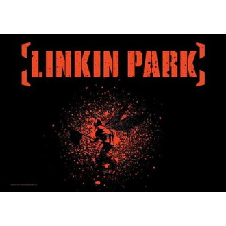 Zastava Linkin Park - Soldier Wings, HEART ROCK, Linkin Park