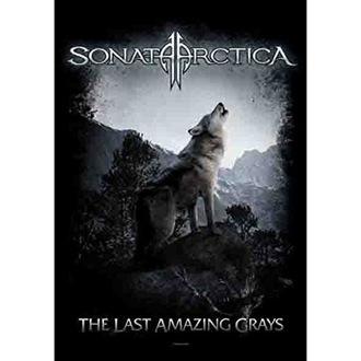 Zastava Sonata Arctica - The Last Amazing Grays, HEART ROCK, Sonata Arctica