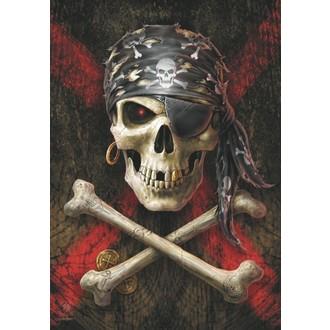 Zastava Anne Stokes - Pirate Skull, ANNE STOKES