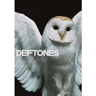Zastava Deftones - Diamond Eyes, HEART ROCK, Deftones
