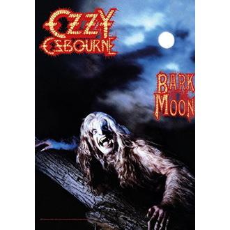 Zastava Ozzy Osbourne - Bark at the Moon, HEART ROCK, Ozzy Osbourne