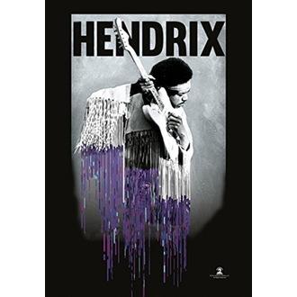 Zastava Jimi Hendrix - Dripping, HEART ROCK, Jimi Hendrix