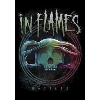 Zastava In Flames - Battles, HEART ROCK, In Flames