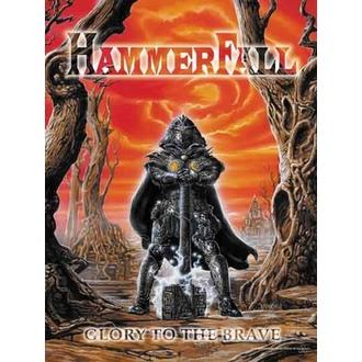 zastava Hammerfall - Slava to The Izazovite, HEART ROCK, Hammerfall