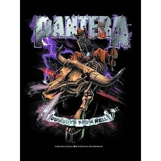 zastava Pantera - Kauboji Od Hell, HEART ROCK, Pantera
