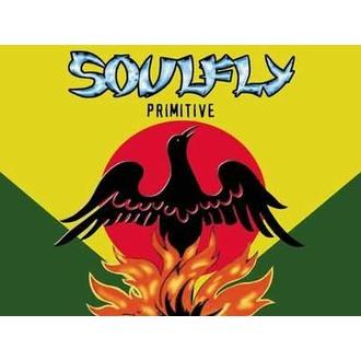 zastava Soulfly - Primitivni, HEART ROCK, Soulfly