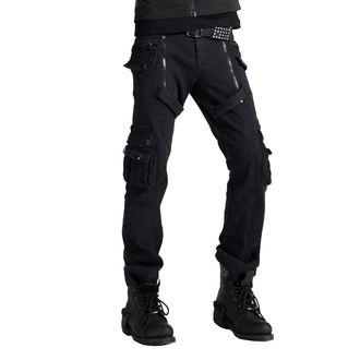 Muške hlače PUNK RAVE - Black, PUNK RAVE