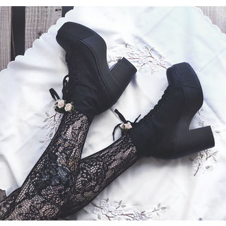 Čizme ženske ALTERCORE - Roca - PU Black