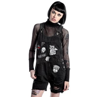 Kratke Hlače ženske KILLSTAR - Jinx Cursed Cutie - Black, KILLSTAR