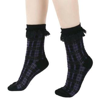 Čarape KILLSTAR - Killmore - TARTAN, KILLSTAR