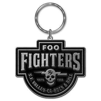 Privjesak za ključeve Foo Fighters - Est. 1995 - RAZAMATAZ, RAZAMATAZ, Foo Fighters