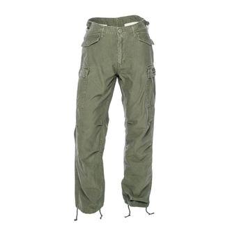 Muške hlače WEST COAST CHOPPERS - M-65 CARGO - Vojna zelena, West Coast Choppers