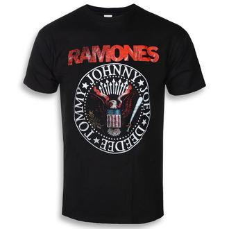 Muška metal majica Ramones - Eagle Seal - ROCK OFF, ROCK OFF, Ramones