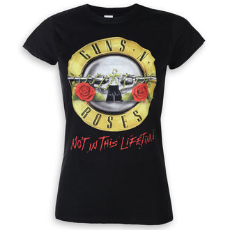 Ženska metal majica Guns N' Roses - Not In This Lifetime Tour - ROCK OFF, ROCK OFF, Guns N' Roses