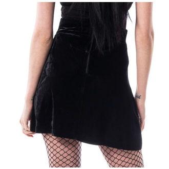 Ženska suknja CHEMICAL BLACK - HEINI - BLACK, CHEMICAL BLACK