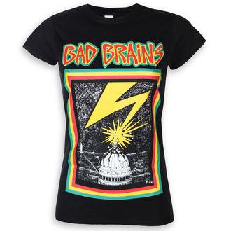 Ženska metal majica Bad Brains - PLASTIC HEAD - PLASTIC HEAD, PLASTIC HEAD, Bad Brains