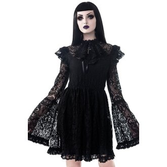 Ženski set (haljina + top) KILLSTAR - Liliana - CRNA, KILLSTAR