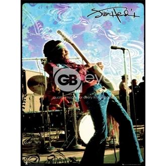 plakat - JIMI Hendrix live - LP1270, GB posters, Jimi Hendrix