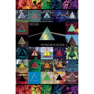 plakat Pink Floyd - DSOM  Immersion - GB posters, GB posters, Pink Floyd
