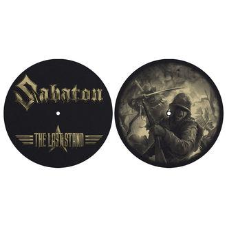 Gramofon podmetač (Set od 2 kom) SABATON - THE LAST STAND - RAZAMATAZ, RAZAMATAZ, Sabaton