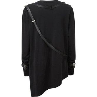 JEDNOSPOLNA majica dugih rukava KILLSTAR - LUCAS - BLACK, KILLSTAR