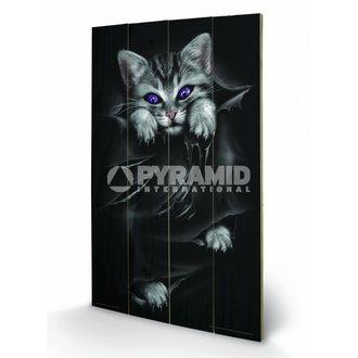 drven slika Spiral (Svijetao Eyes) - Pyramid Plakati, SPIRAL