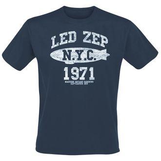 Muška metal majica Led Zeppelin - NYC 1971 -, Led Zeppelin