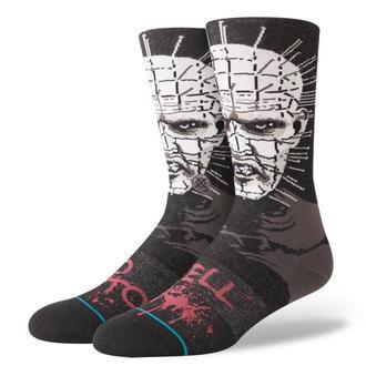 Čarape STANCE - HELLRAISER - CRNE, STANCE