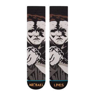 Čarape STANCE - HALLOWEEN - MICHAEL MYERS - CRNE, STANCE