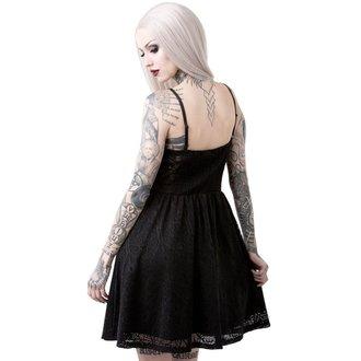 Ženska haljina KILLSTAR - MADELYN SUN - CRNA, KILLSTAR