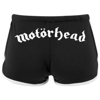 Ženski šorc Motörhead - Logo - URBAN CLASSICS, URBAN CLASSICS, Motörhead