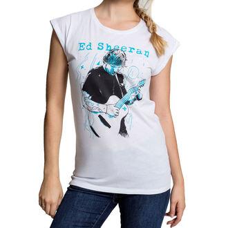 Ženska metal majica Ed Sheeran - Guitar - URBAN CLASSICS, URBAN CLASSICS, Ed Sheeran
