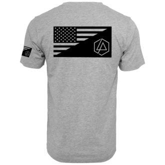 Muška metal majica Linkin Park - Flag - URBAN CLASSICS, Linkin Park
