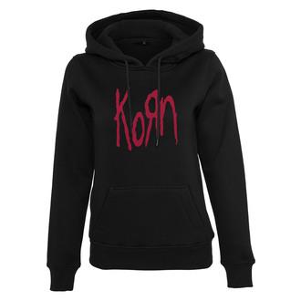 Ženska majica s kapuljačom Korn - Logo -, NNM, Korn