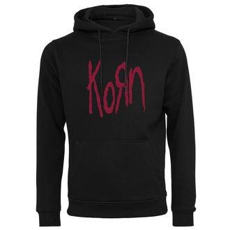 Muška majica s kapuljačom Korn - Logo -, NNM, Korn