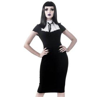 Ženska haljina KILLSTAR - Melisandra - CRNA, KILLSTAR