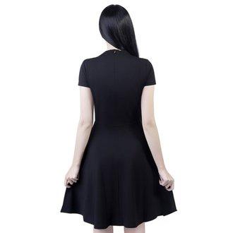 Ženska haljina KILLSTAR - Meowgical - BLACK, KILLSTAR