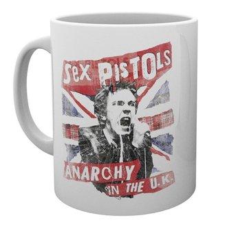 Šalica SEX PISTOLS - GB posters, GB posters, Sex Pistols