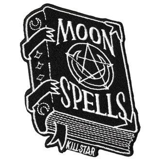Zakrpa za glačanje KILLSTAR - Moon Spells, KILLSTAR