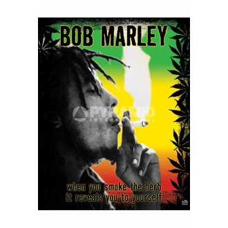 plakat Bob Marley (Herb) - MPP50071, PYRAMID POSTERS, Bob Marley