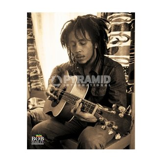 plakat Bob Marley (Sitting) - MPP50272, PYRAMID POSTERS, Bob Marley