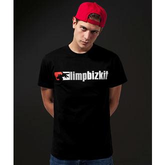 Majica metal muška Limp Bizkit - Logo - URBAN CLASSIC, Limp Bizkit