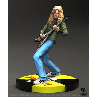 Kip/figurica Megadeth - Dave Mustaine - stijena Iconz Kip, KNUCKLEBONZ, Megadeth