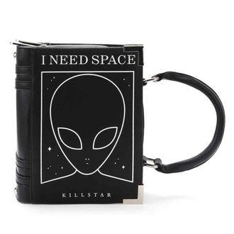 Taška (Torbica) KILLSTAR - Need Space - Black, KILLSTAR